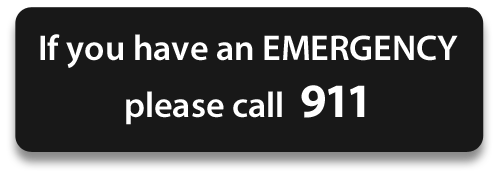 If you have an emergency please call 911