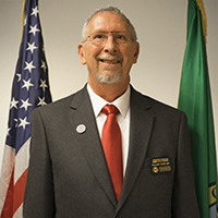 Commissioner Wilson Stewart